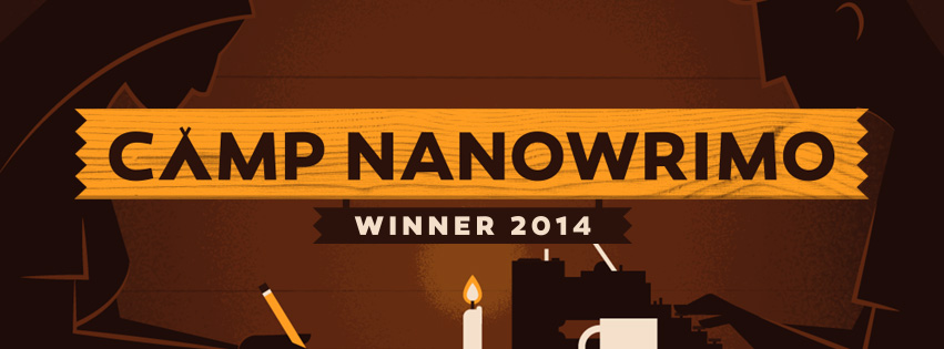 CampNaNo Winner