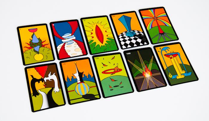 cartes intuiti