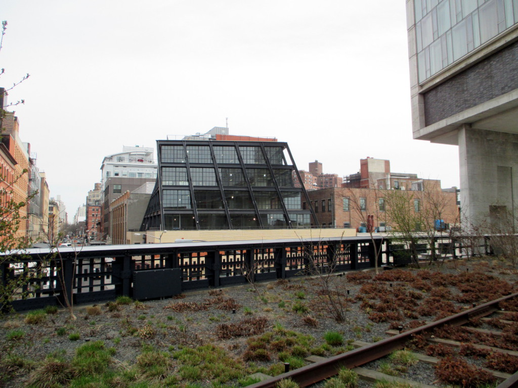 Un petit bout de High Line