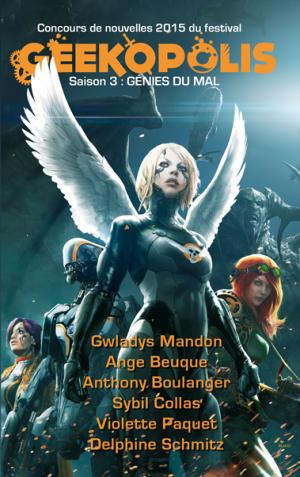 Couverture prix Geekopolis 2015