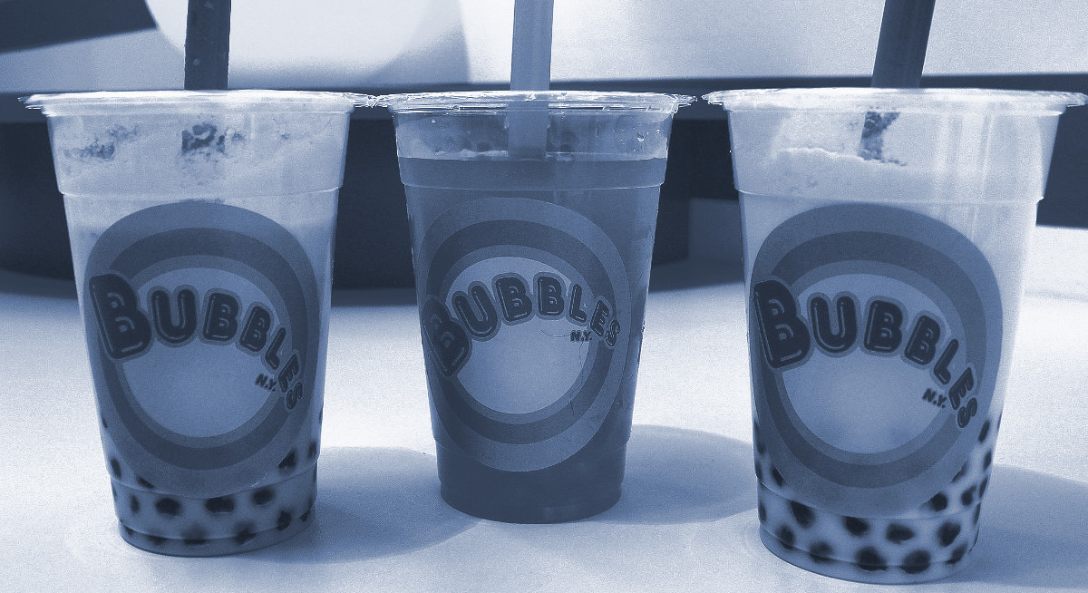 Cyber Bubble Tea